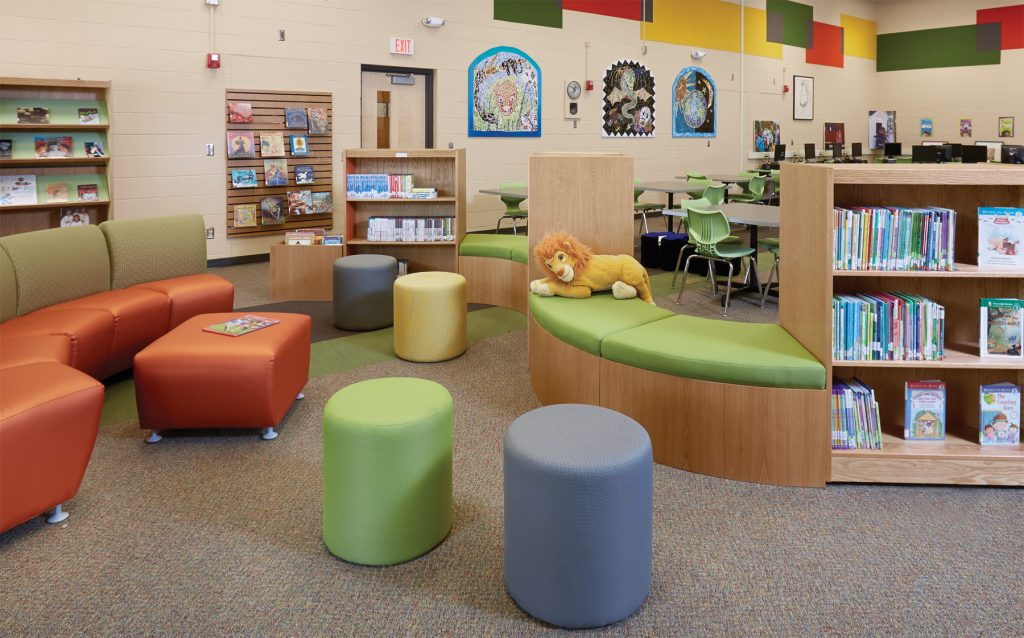 Library Spaces A Checklist For Designing Engaging Spaces For Children