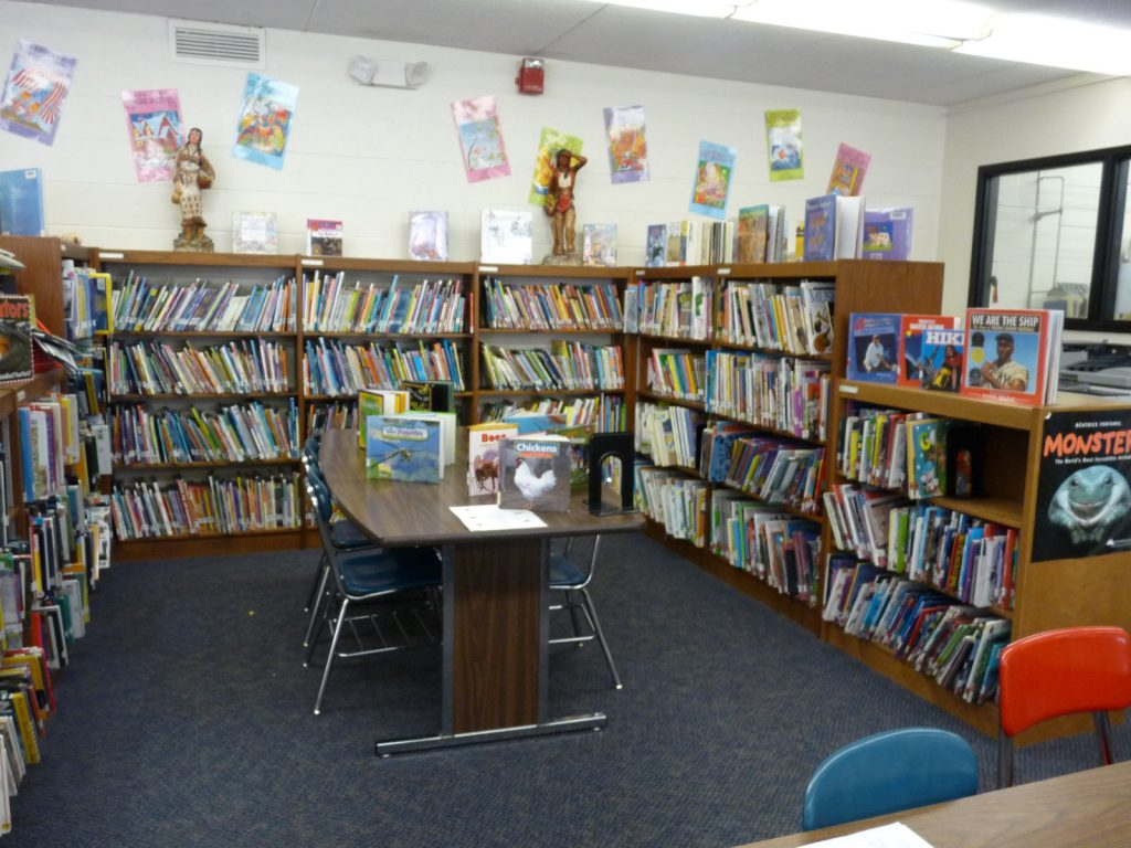 The New School Library Transformation Inside Out