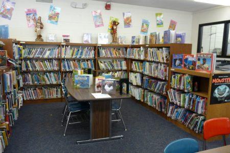 Pomperaug School in Southbury, CT