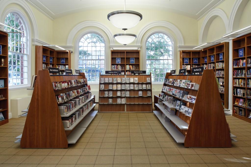 Ferguson Public Library, CT