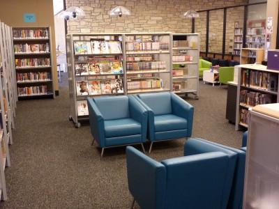 Lawrence Public Library, KS