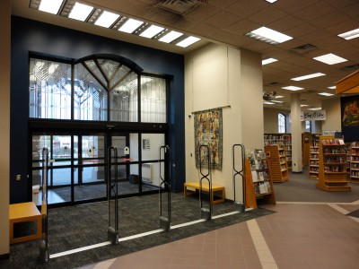 Waterloo Public Library, IA