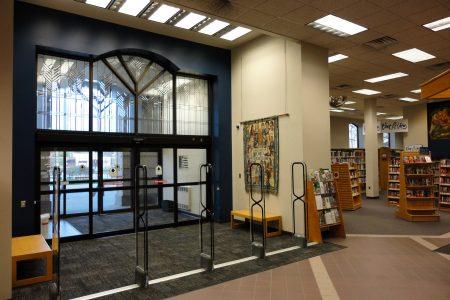 Waterloo Public Library, IA