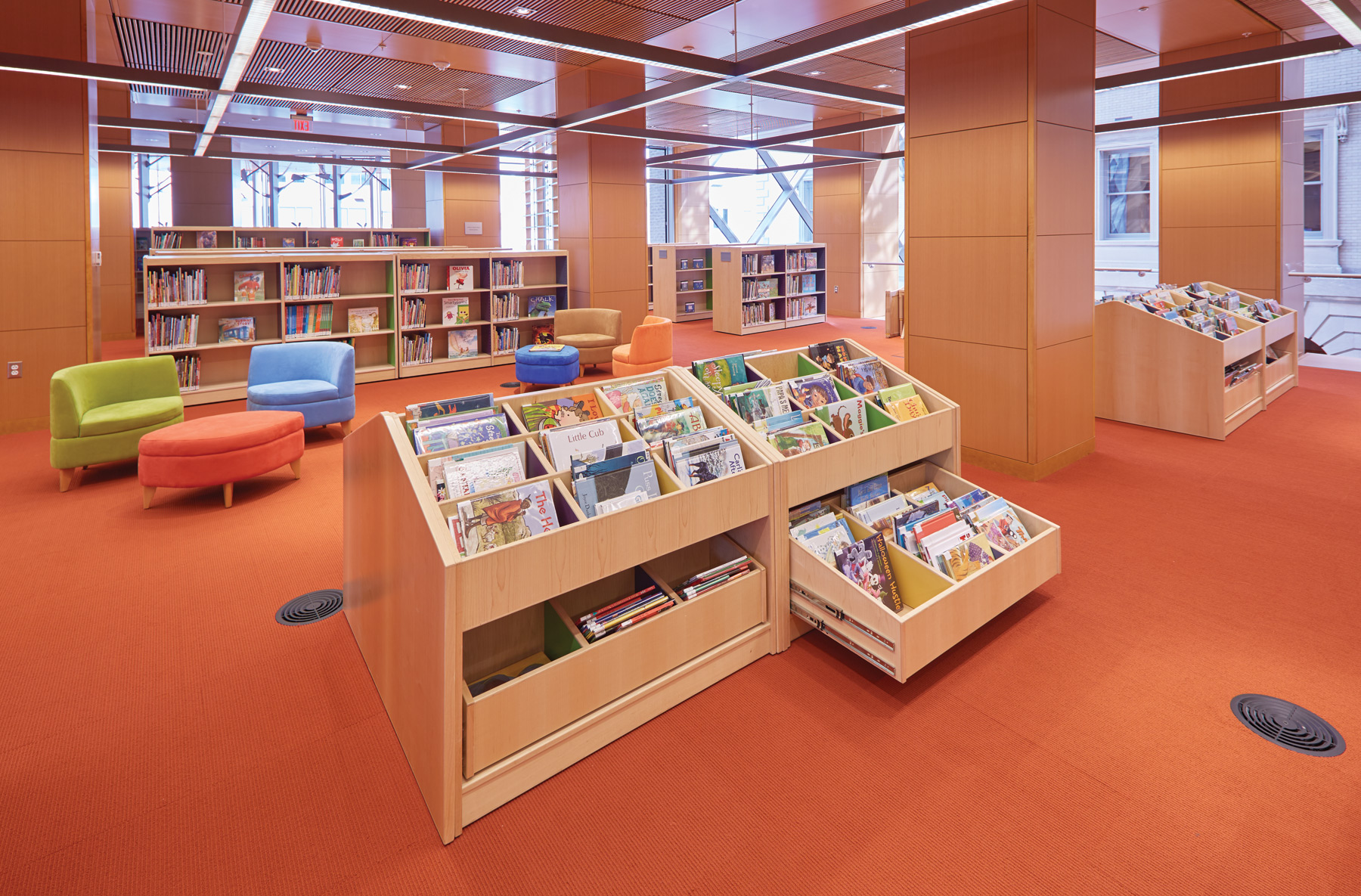 Best Practices For Designing And Furnishing Your Library Spaces