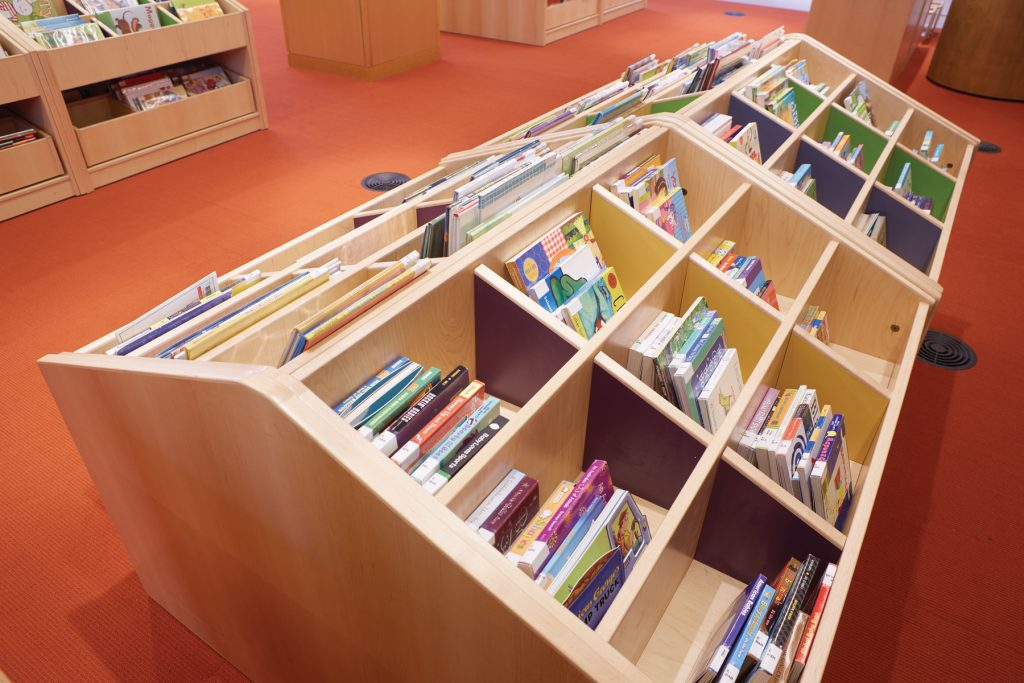 Slover Library - Childrens Browsers