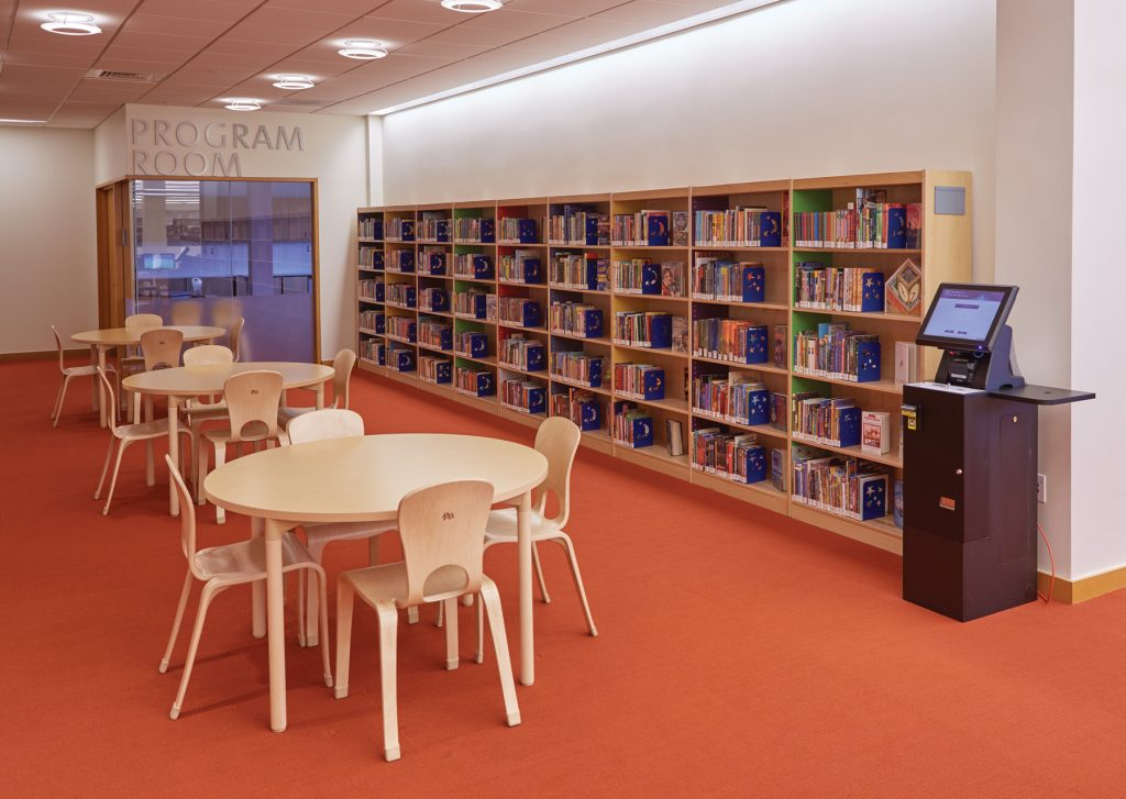 Slover Library - Childrens Colorscape