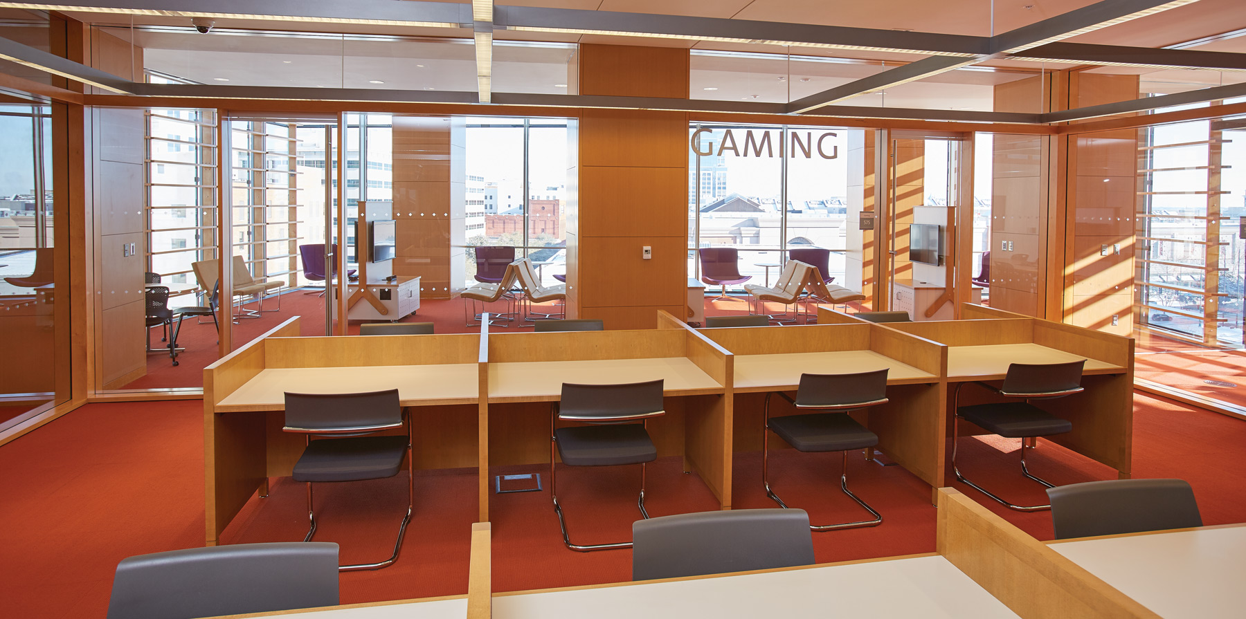 Slover Library - Gaming Area
