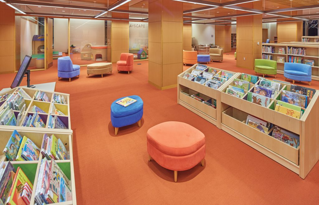 Slover Library - Kids Area