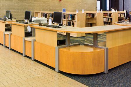 UW-Madison, Helen C. White Library