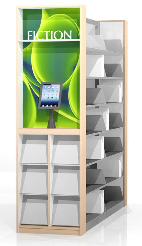 ColorScape Idea Stations from Demco