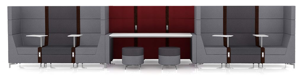 Chameleon Modular Lounge by Mien Company