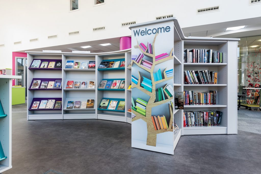 Kingston Library, Milton Keynes, UK
