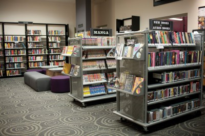Frankfort Community Public Library Teen Space, IN