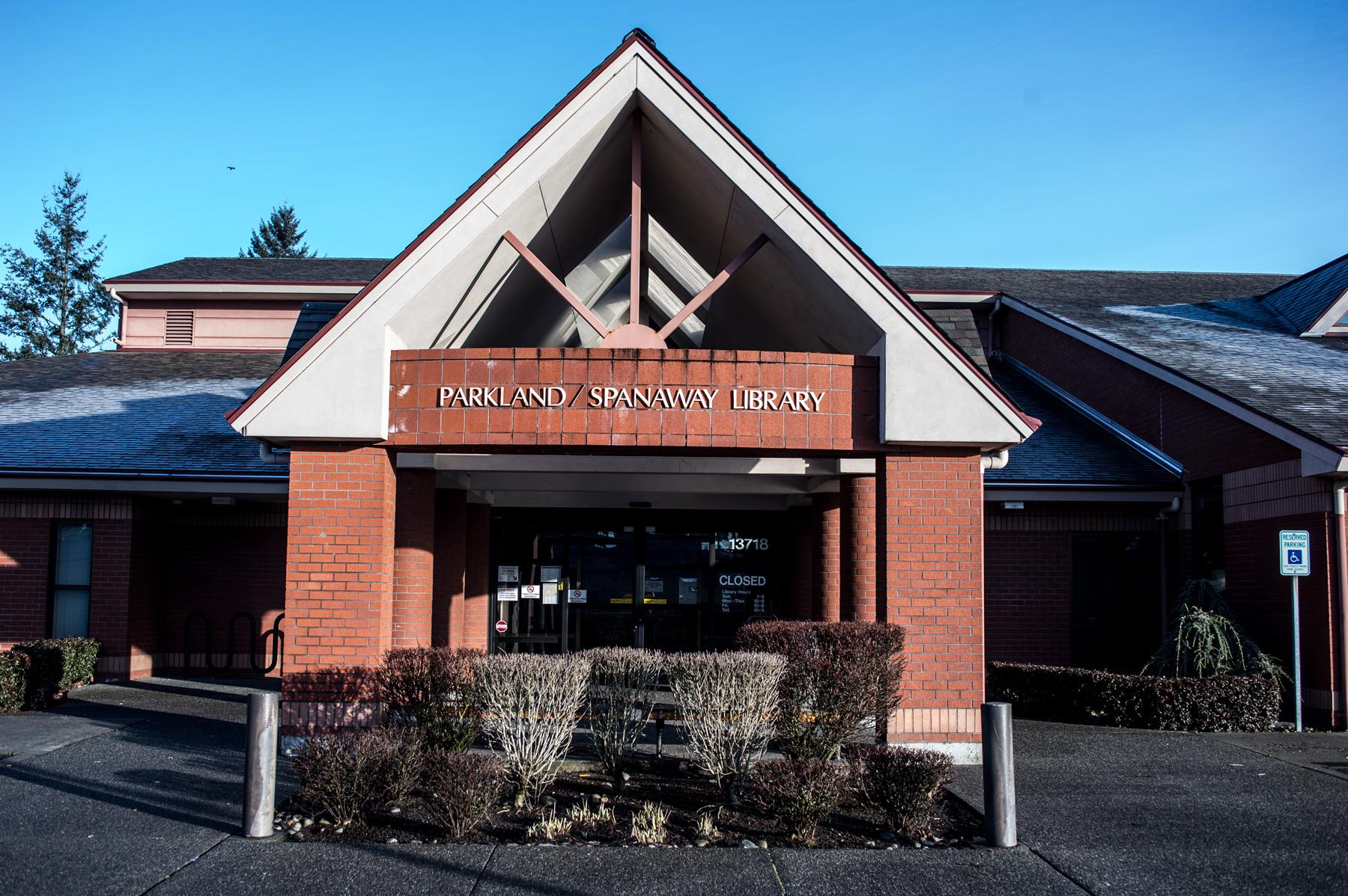Pierce County, Parkland Spanaway Branch, WA