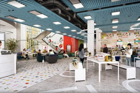 Designing for Community: 10 Essential Library Spaces