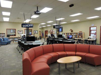 Pershing County High School, Nevada