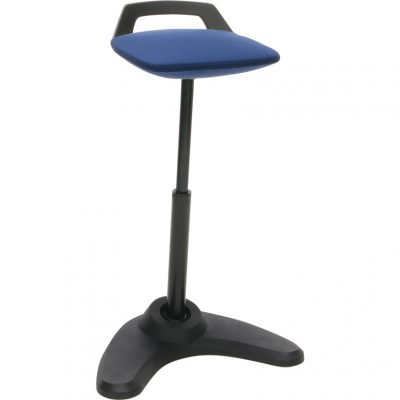 OFM Vivo Height-adjustable Perch Stool