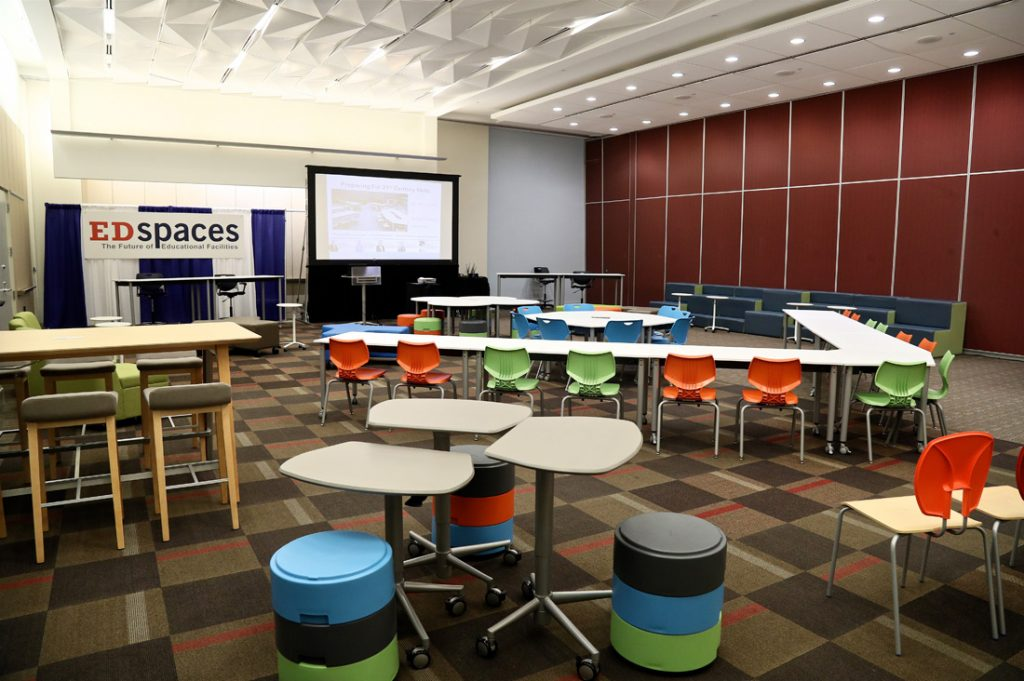 Learning Commons Demco S Award Winning Edspaces Design