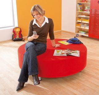 Gressco Relax Circle Sofa