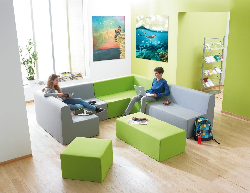 HABA® Armless Sofa Seating