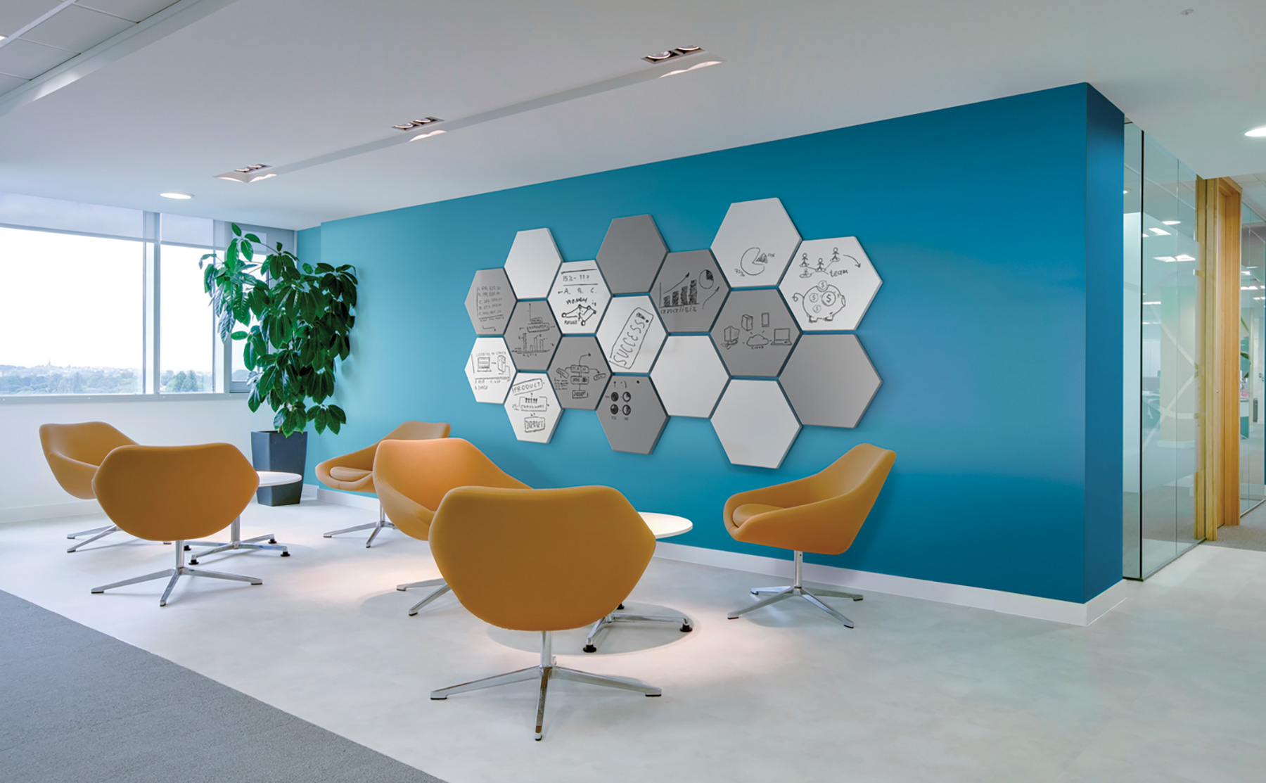 Ghent® LINK Collaborative Markerboards