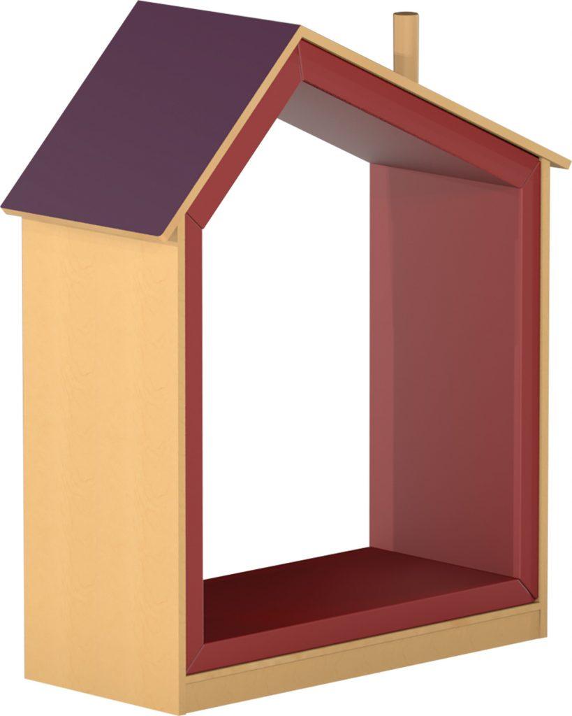 ColorScape® Playpod House
