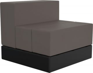 Oi Cellular™ Two Seat Chair Lounge Seating