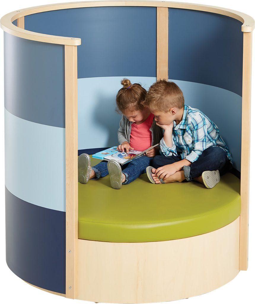 ColorScape® Circular Playpod