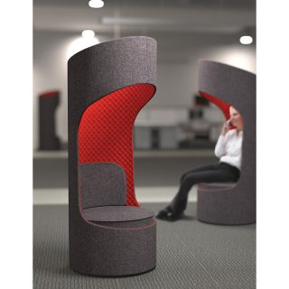 KI® Connection Zone Privacy Booths