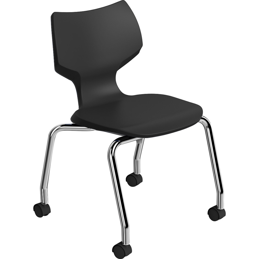 Smith System® Flavors® Mobile Stack Chairs