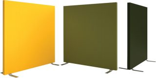 Falcon D-space Acoustic Free-standing Panels