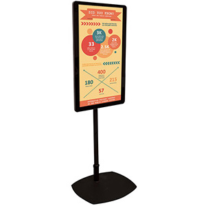 BrightShow™ Rugged All-in-one Wall Mounted Digital Signs