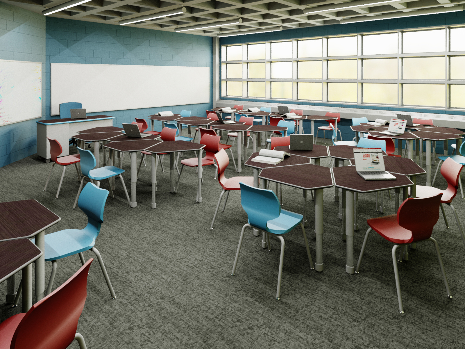 Classroom learning environment