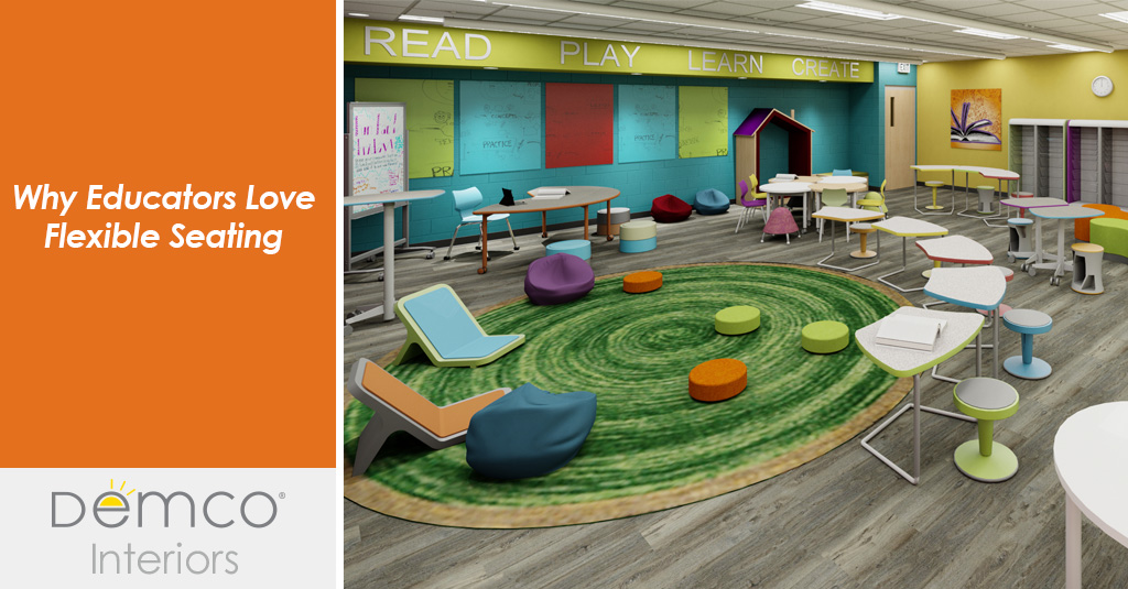 Flexible Seating Teachers And Librarians Explain Why