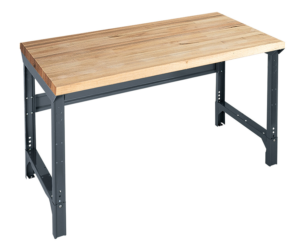 Adjustable Leg Work Benches