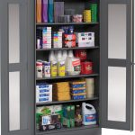 Tennsco® Steel C-Thru Door Storage Cabinets