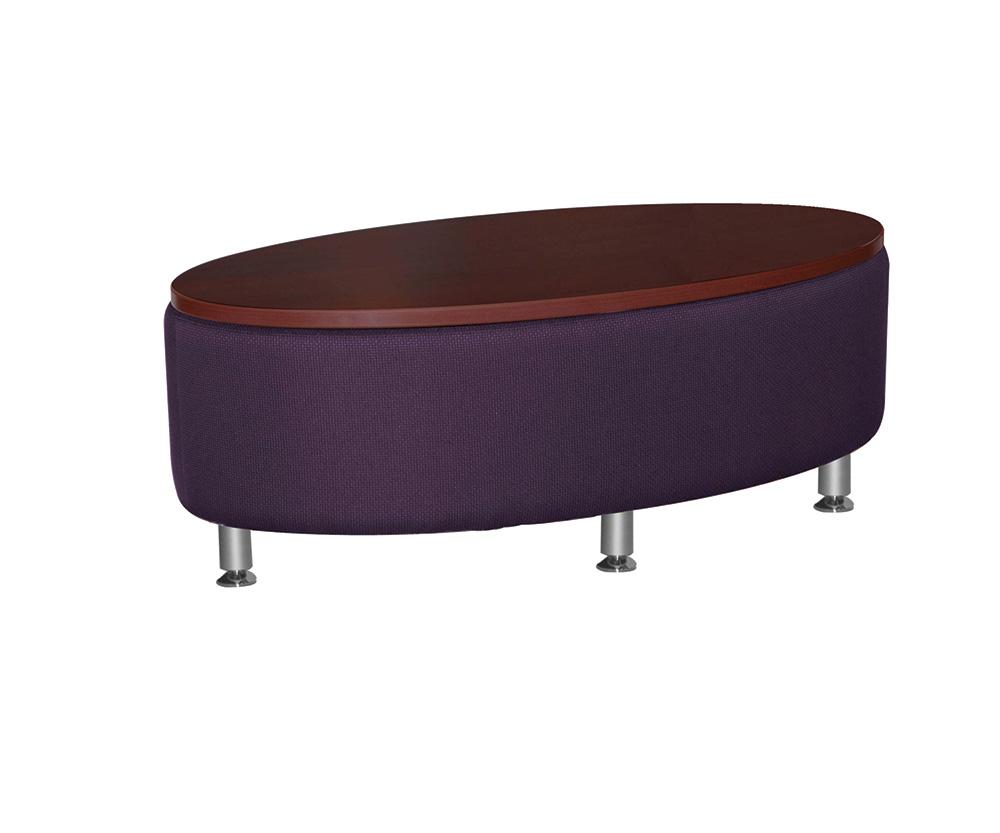 HPFI® Accompany™ Curve Oval Table