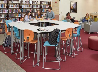 Creating Collaborative and Interactive Spaces in Your Library
