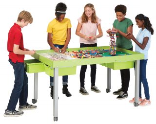 Demco® Gear Guard™ Makerspace STEM Table