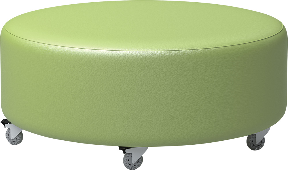 ColorScape® Soft Seating – Oval Bench
