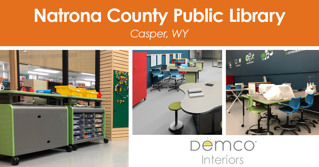 Creating A Library Makerspace Natrona County Public