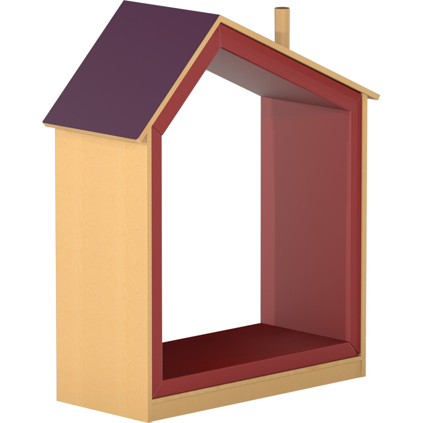 Demco® ColorScape® Playpod House