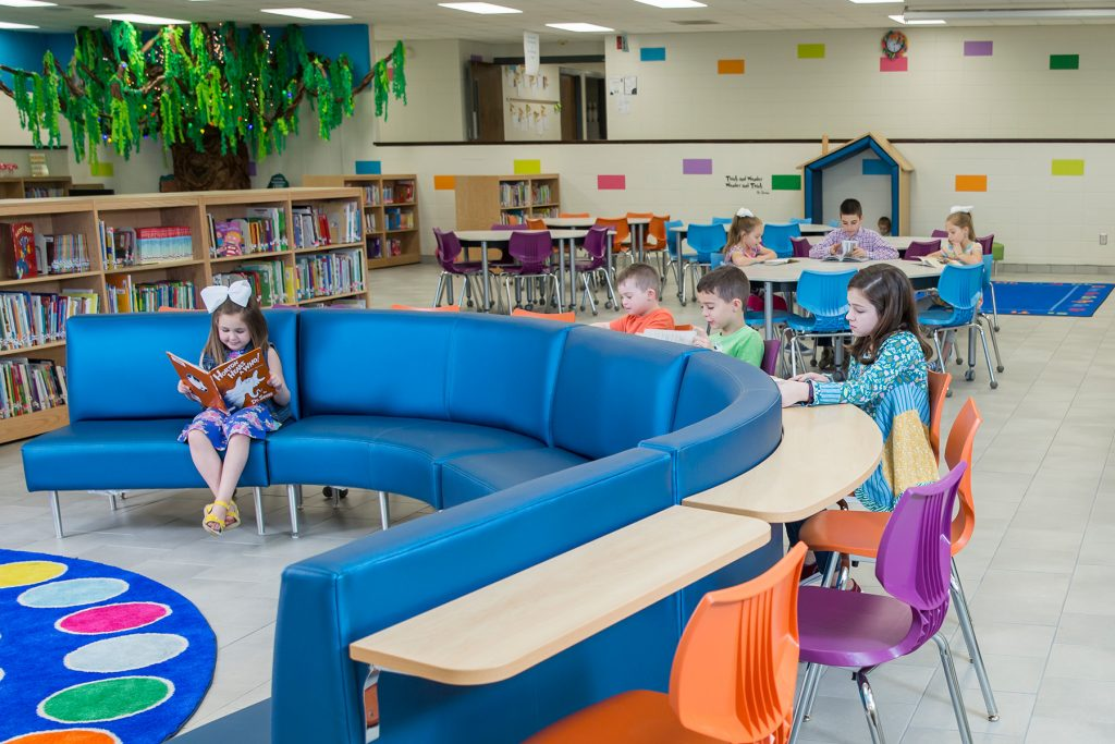 How to Get Your Community and Staff Invested in Redesigning Your Learning Spaces