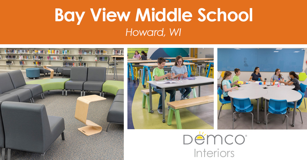 Astounding Bay View Middle Schools Library And Makerspace Redesign Spiritservingveterans Wood Chair Design Ideas Spiritservingveteransorg