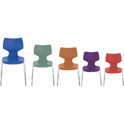 Smith System™ Flavors™ Stack Chairs