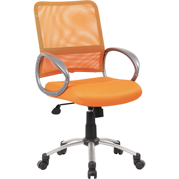 Boss Managers Mesh Seat Task Chairs