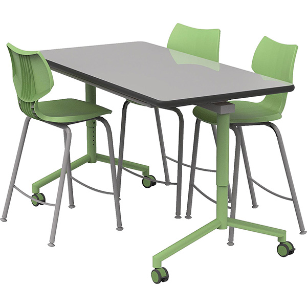 Smith System® Elemental® Nest & Fold Tables