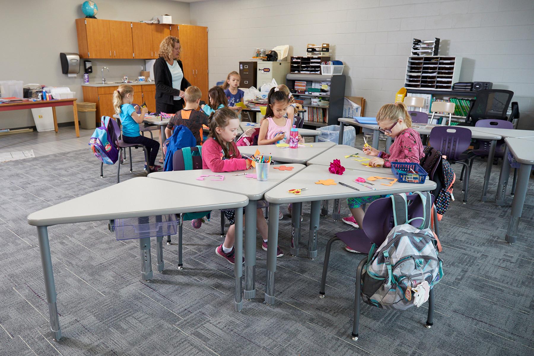 Barneveld Classroom
