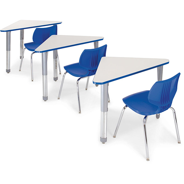 Smith System® Interchange® Wing Desks