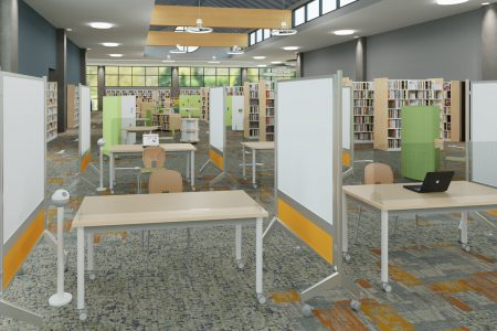 Library Design Tips for Social Distancing